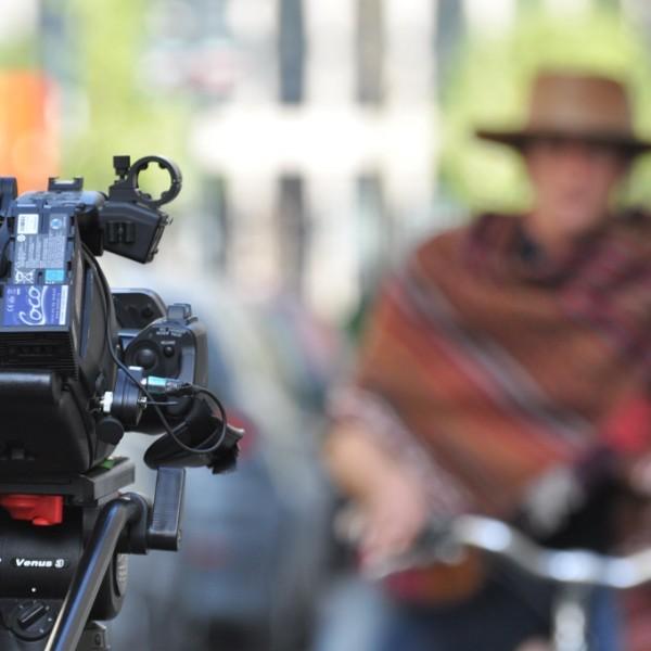 Sensibilisation à la sécurité routière à vélo