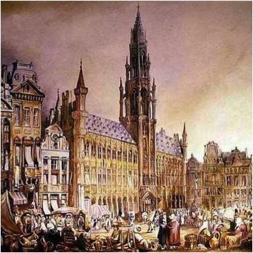 Publication » Hôtel de Ville de Bruxelles «