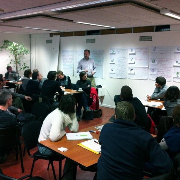 Formations Bureaux Eco-responsables 2014