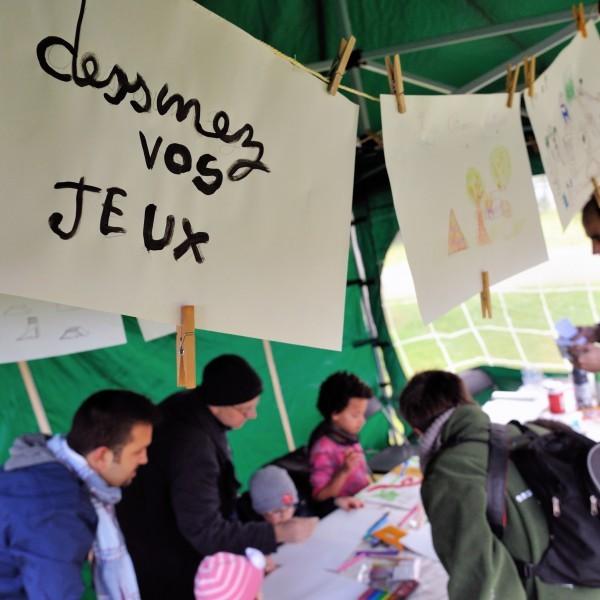Participation sociale relative au réaménagement des espaces de jeux du Parc Roi Baudouin