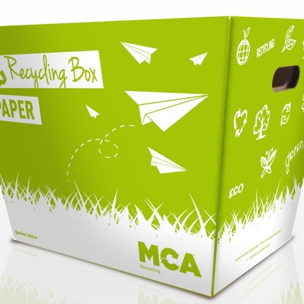 Mise en place d'EMAS et d'ISO 14001 au sein de MCA-Recycling