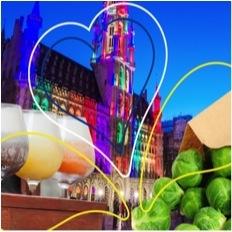 Système de reconnaissance pour les produits alimentaires bruxellois